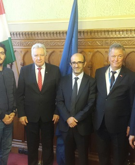A new Maroccan Delegation visited Hungary at HTCC